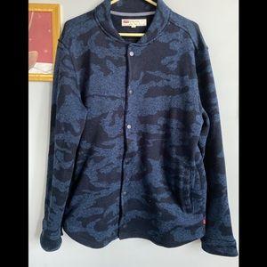 Levi's  Fleece Army Jacket